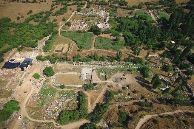 Aphrodisias & Pamukkale:  Tour from Kusadasi