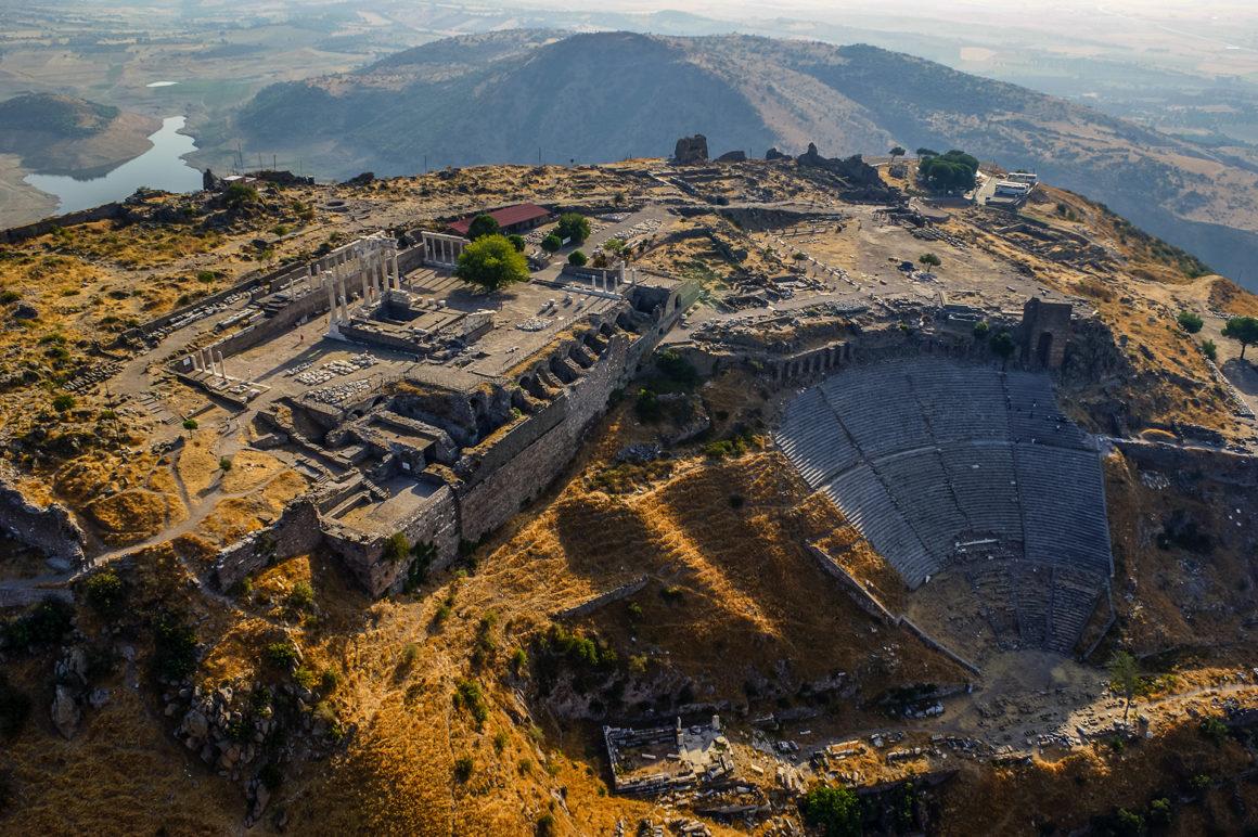 Full-Day Pergamum Tour From Kusadasi or Izmir