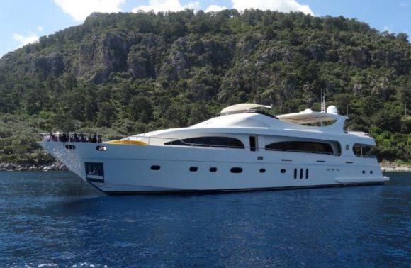 M & M Motor Yacht Turkey- Greece Charter