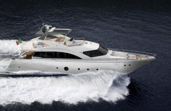 QUESTA e VITA Motor Yacht Greece