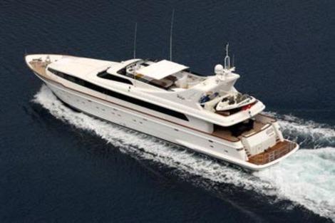 Hulya Motor Yacht