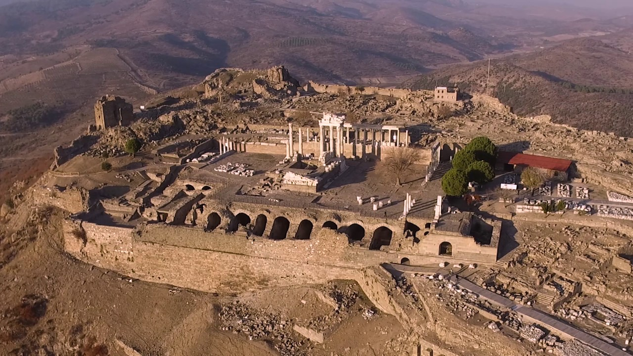 Full-Day Pergamum Tour From Kusadasi or Izmir