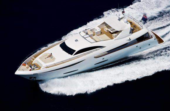 Sunkiss Motor Yacht