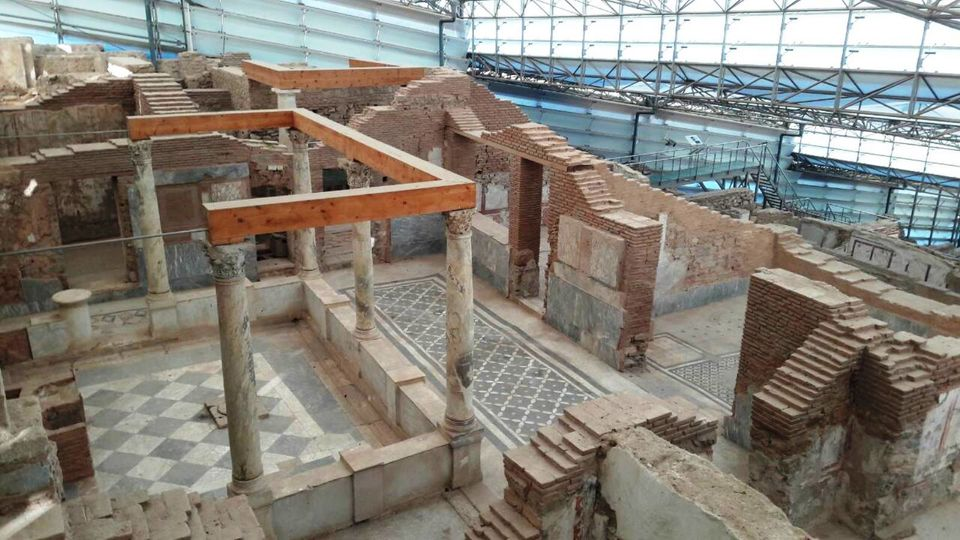 From Kusadasi Port: Best of Ephesus Private Tour