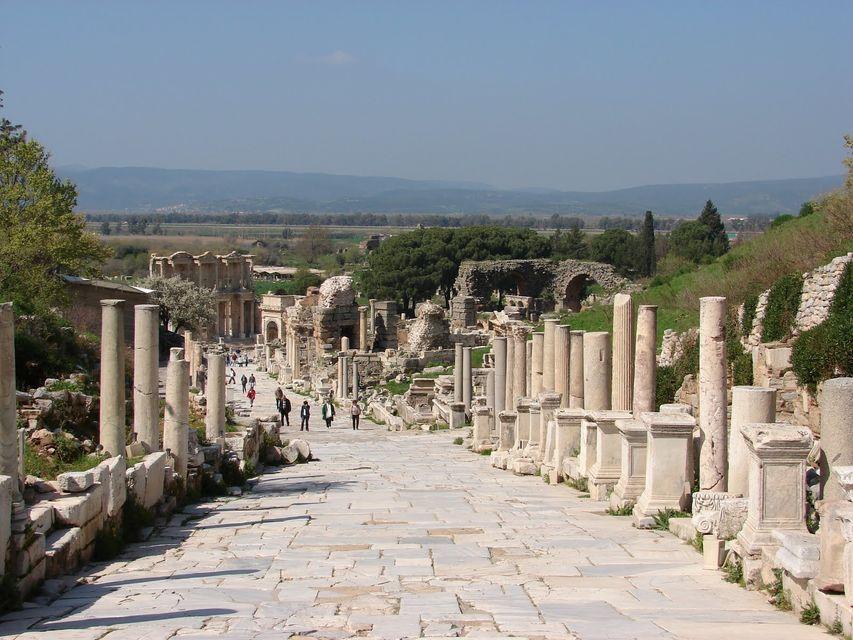 Ephesus Half Day Tour from Kusadasi