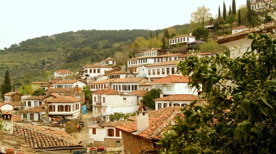 Ephesus & Sirince Village from Kusadasi