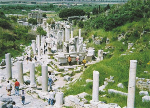 Priene, Miletos and Didyma Daily Tours
