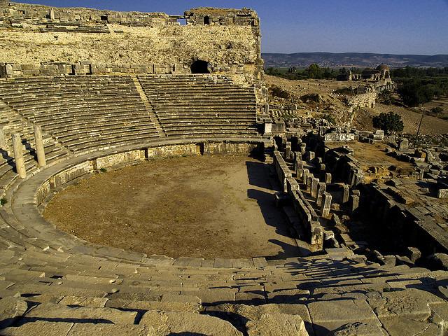 Priene, Miletos and Didyma Daily Tours