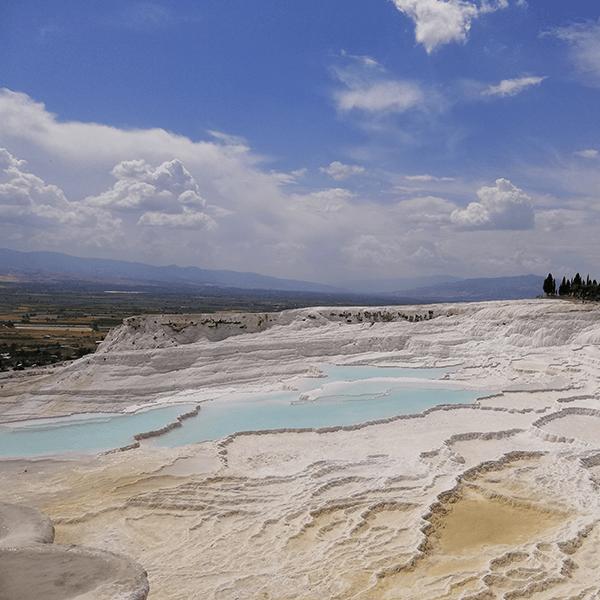2 Days Ephesus – Pamukkale Tour