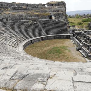 2 Days Ephesus – Priene – Miletus – Didyma Tour